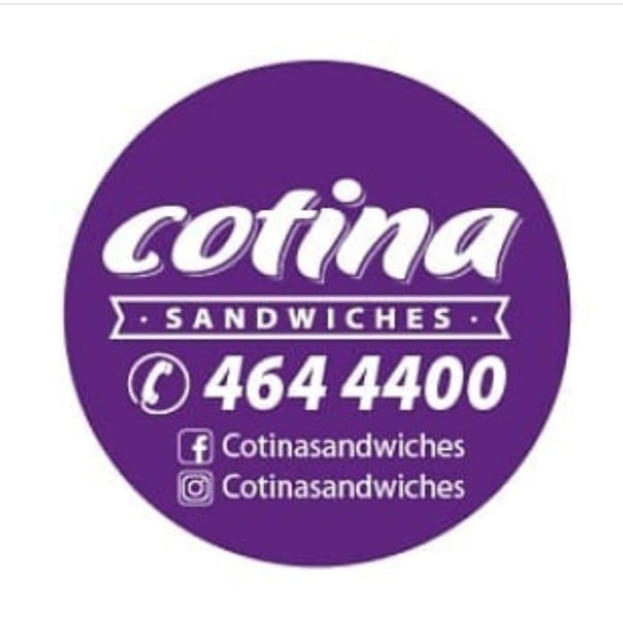 COTINA SANDWICHES