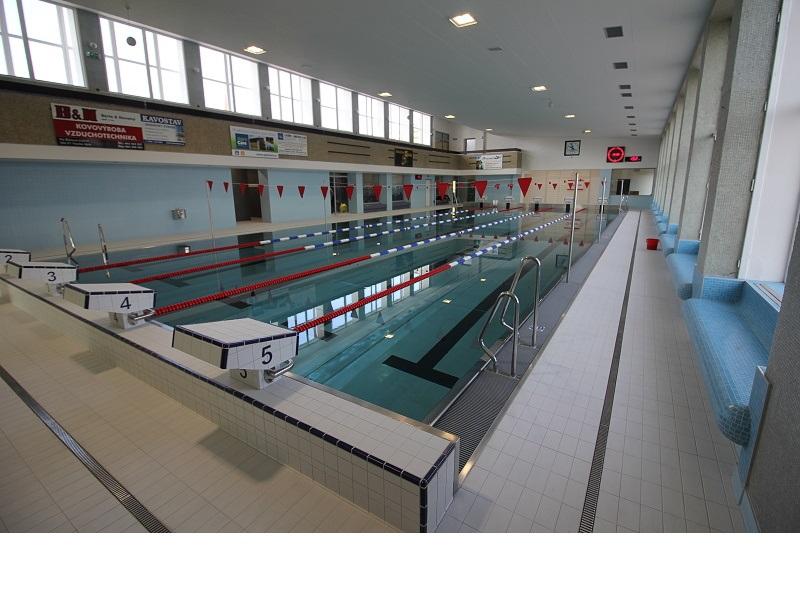 Krytý plavecký bazén Vysoké Mýto