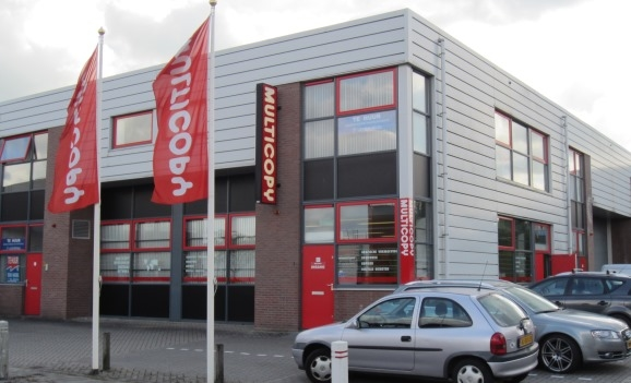 Multicopy The Communication Company | Woerden