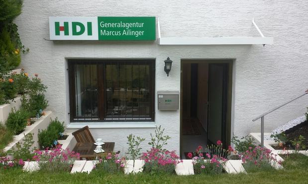HDI Versicherungen: Marcus Ailinger