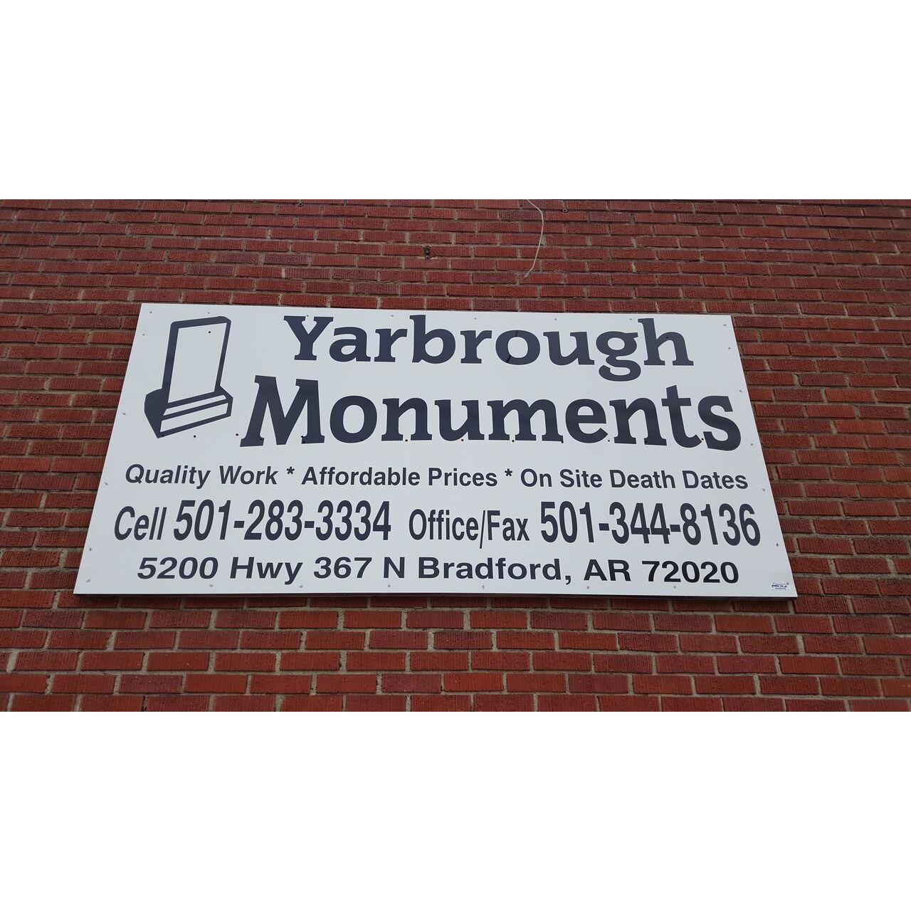 Yarbrough Monument Company