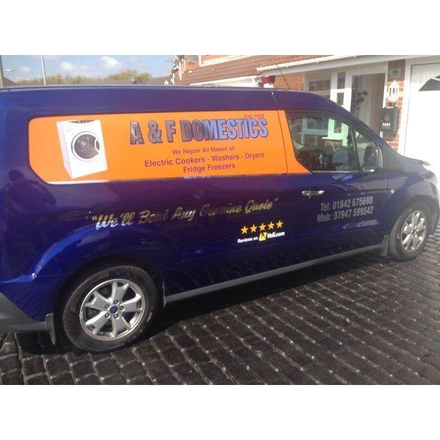 A & F Domestic Repairs - Stockton-On-Tees, North Yorkshire TS18 2RY - 01642 675698 | ShowMeLocal.com
