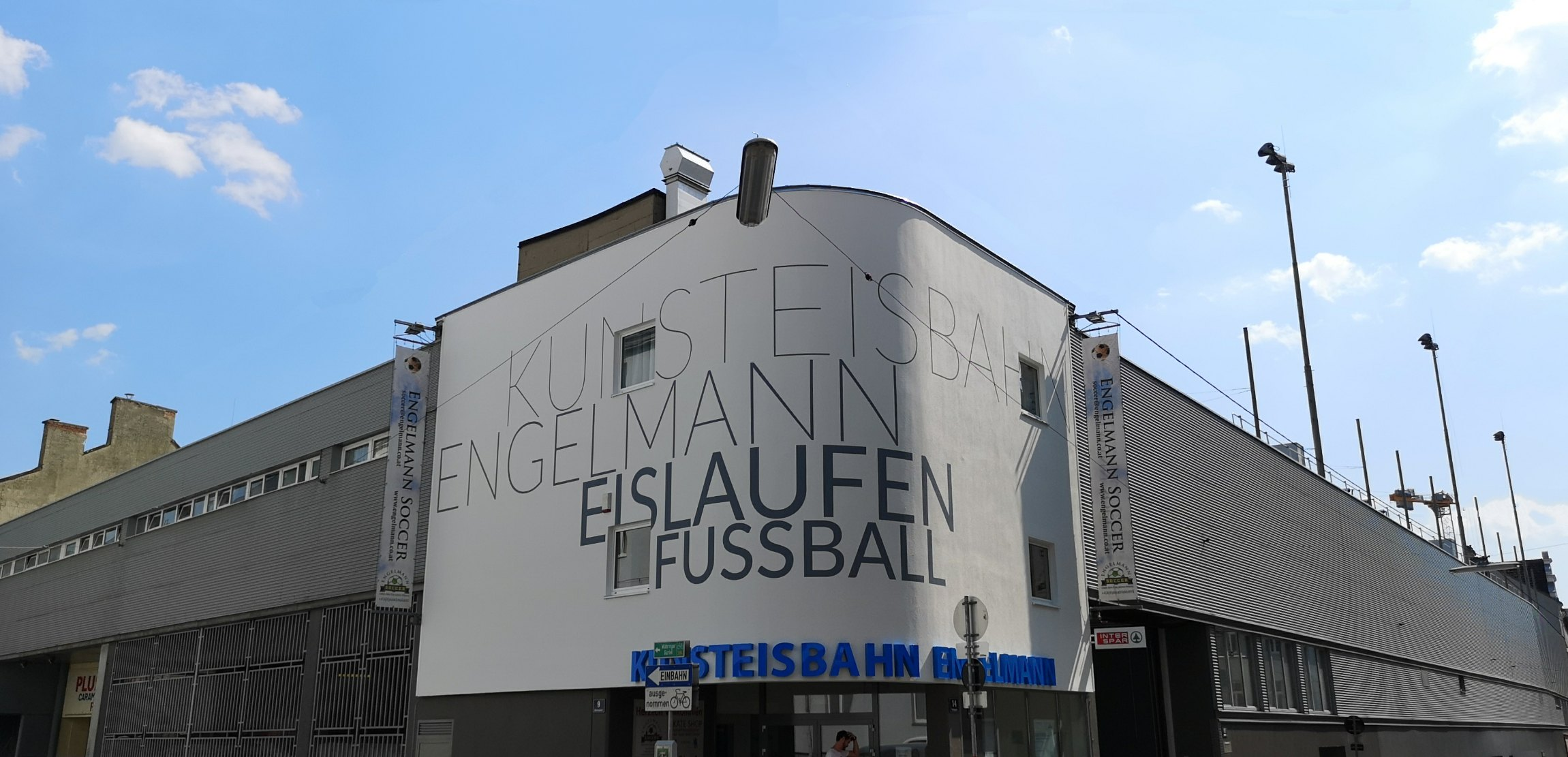Engelmann Kunsteisbahn & Engelmann Soccer