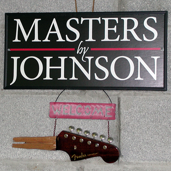 Masters By Johnson - Narberth, PA - Musical Instrument Repairs