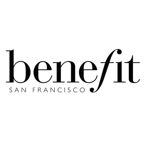 Benefit Cosmetics BrowBar Beauty Counter Logo