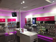 Interior photo of T-Mobile Store at Harrisburg East Mall, Harrisburg, PA