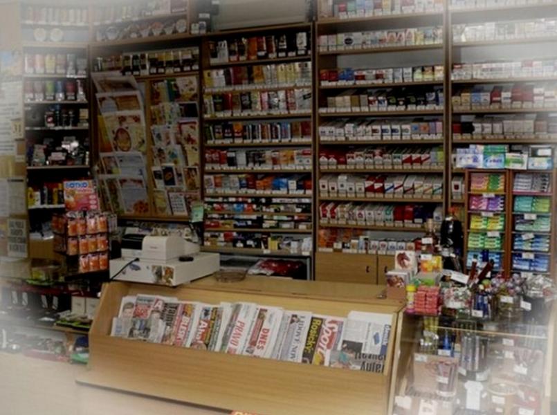 Tabáčnictví s.r.o. - tabákové výrobky