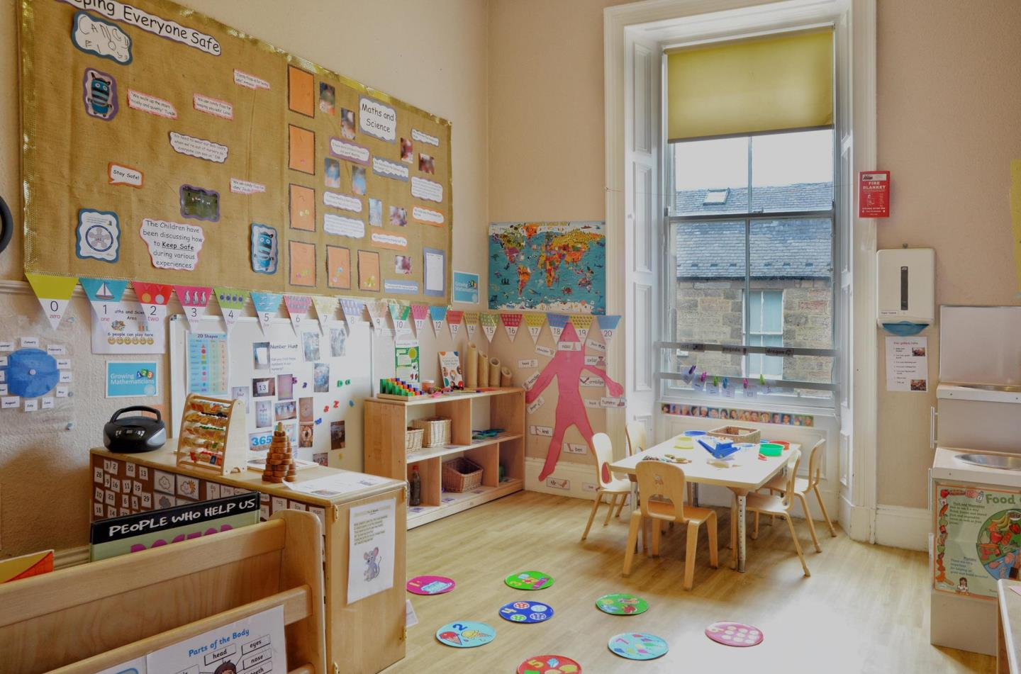 Bright Horizons Bruntsfield Early Learning and Childcare