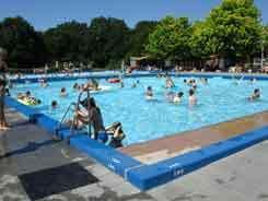 Lemferdinge Zwembad Openluchtbad