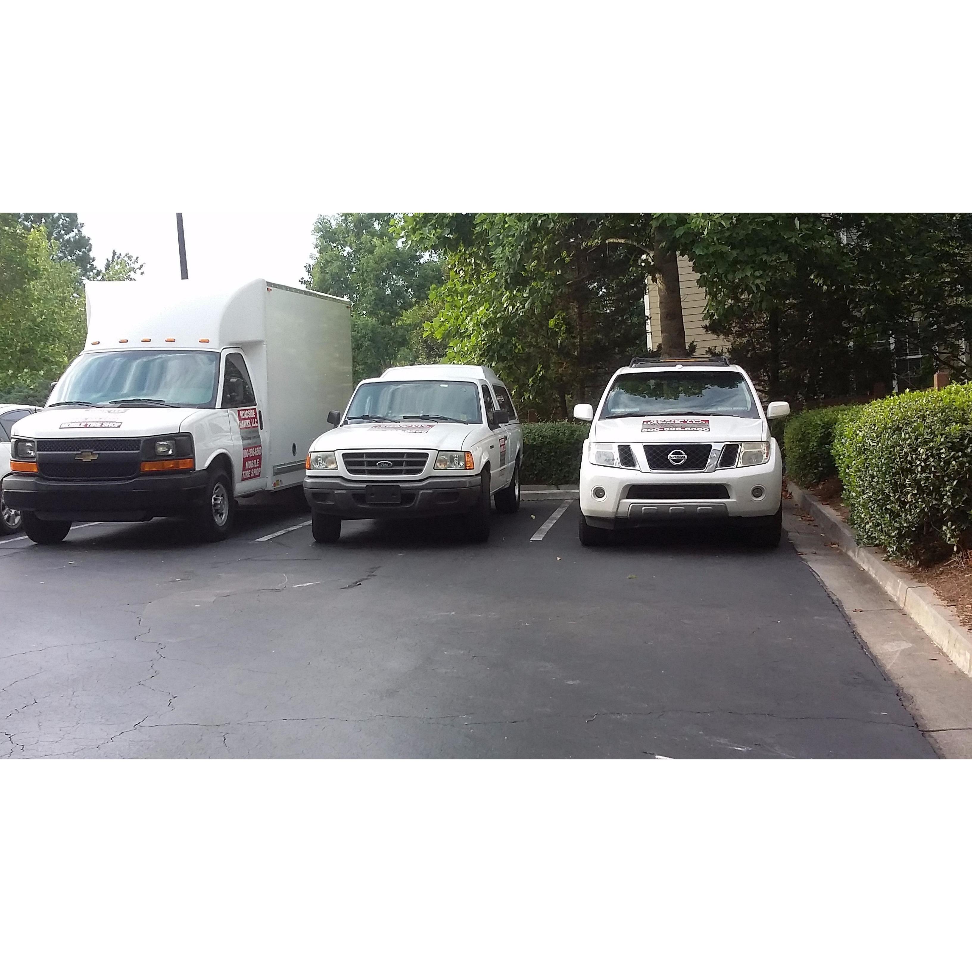 Tire Shop in GA Atlanta 30305 24 HOUR ROADSIDE HAWKS TRAVELING TIRE SHOP 2870 Peachtree Road  (404)478-7887