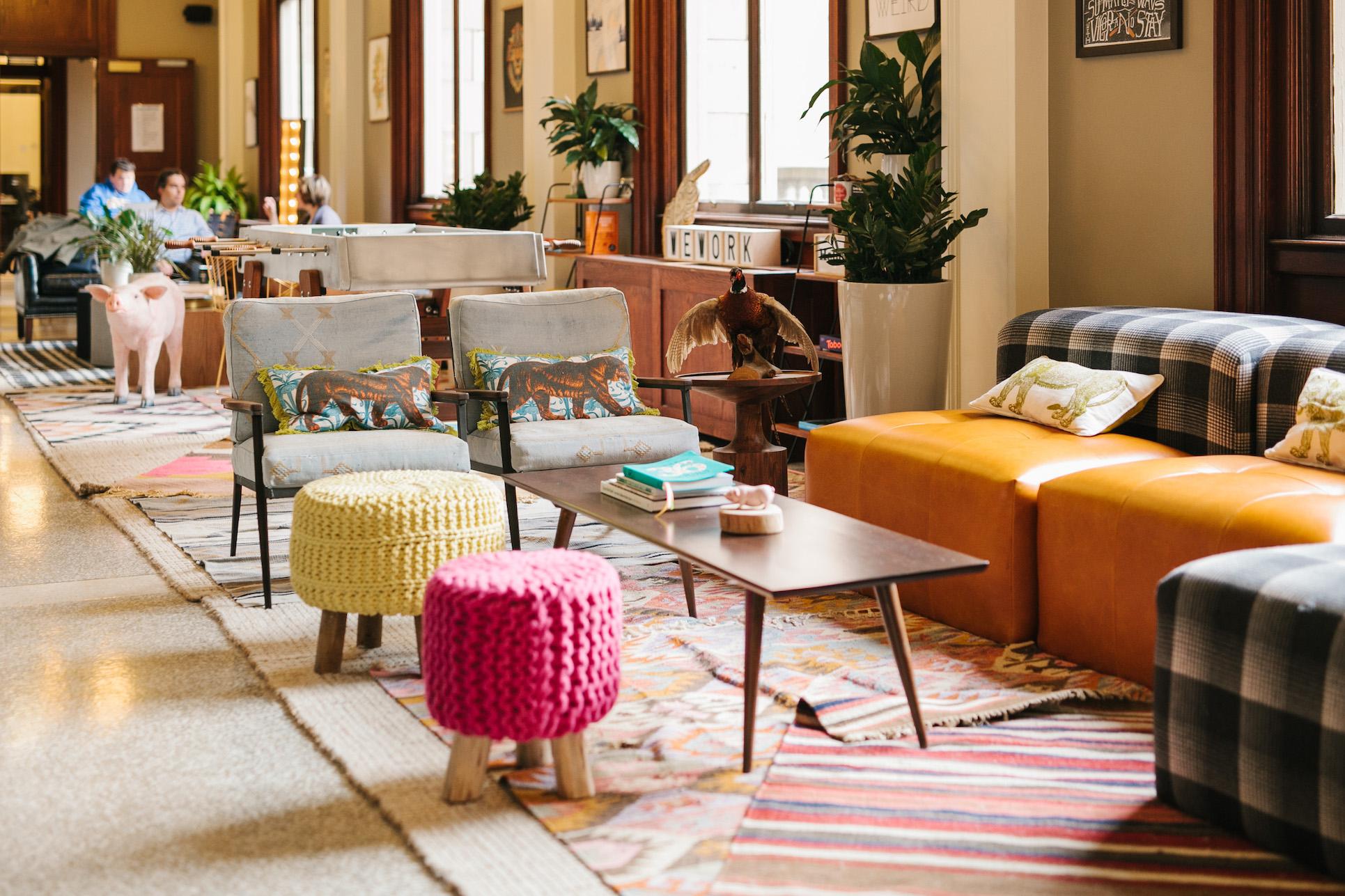 Wework custom house portland oregon or for Www home interior