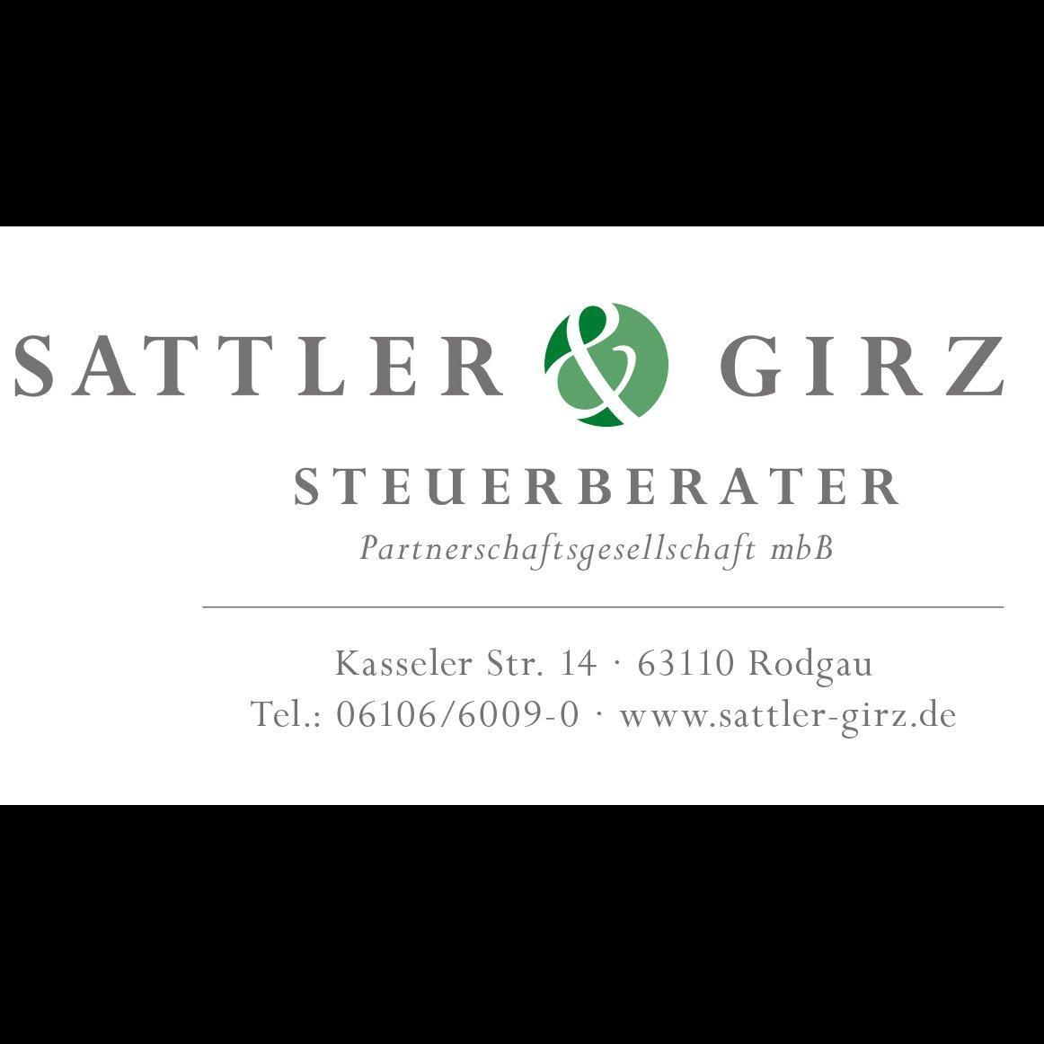 Bild zu Sattler & Girz Partnerschaftsgesellschaft mbB in Rodgau