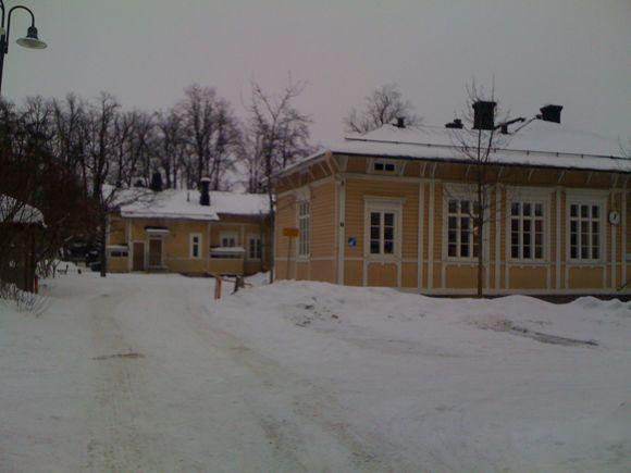 Tampereen Balettiopisto Birgitta Kiviniemi-Cheremeteff
