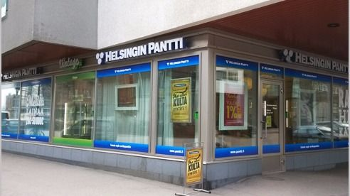 Helsingin Pantti Oy Espoo Leppävaara