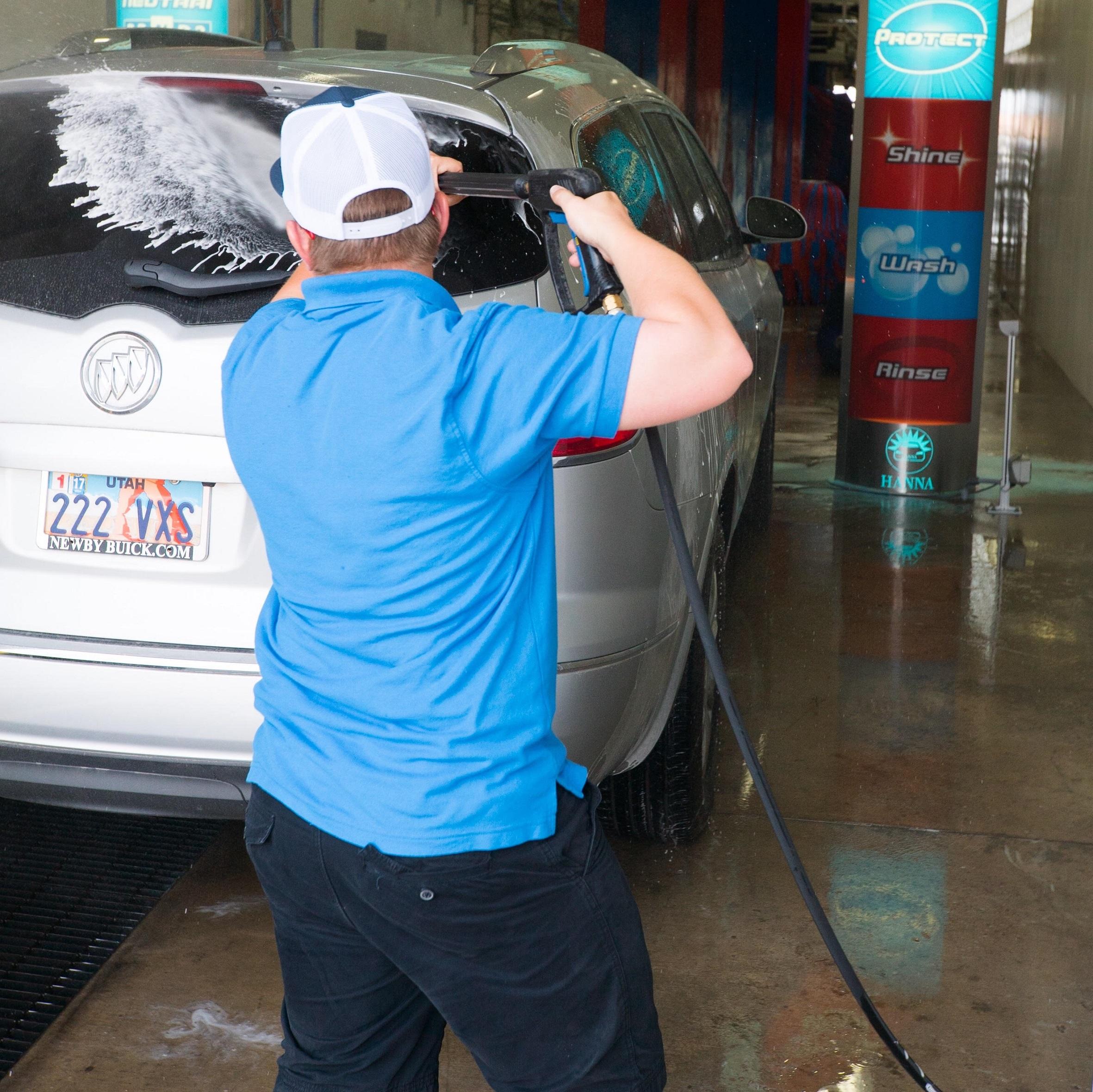 Tagg N Go Express Car Wash, St George Utah (UT