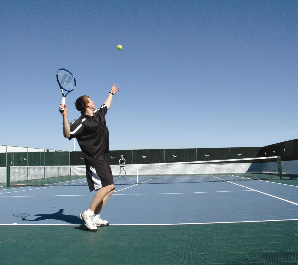 Большой теннис фотки
