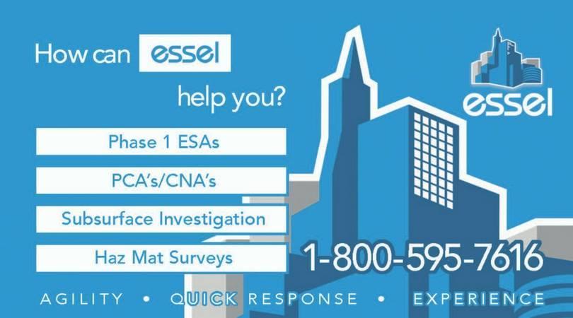 Essel Environmental Engineering & Consulting San Francisco (800)595-7616