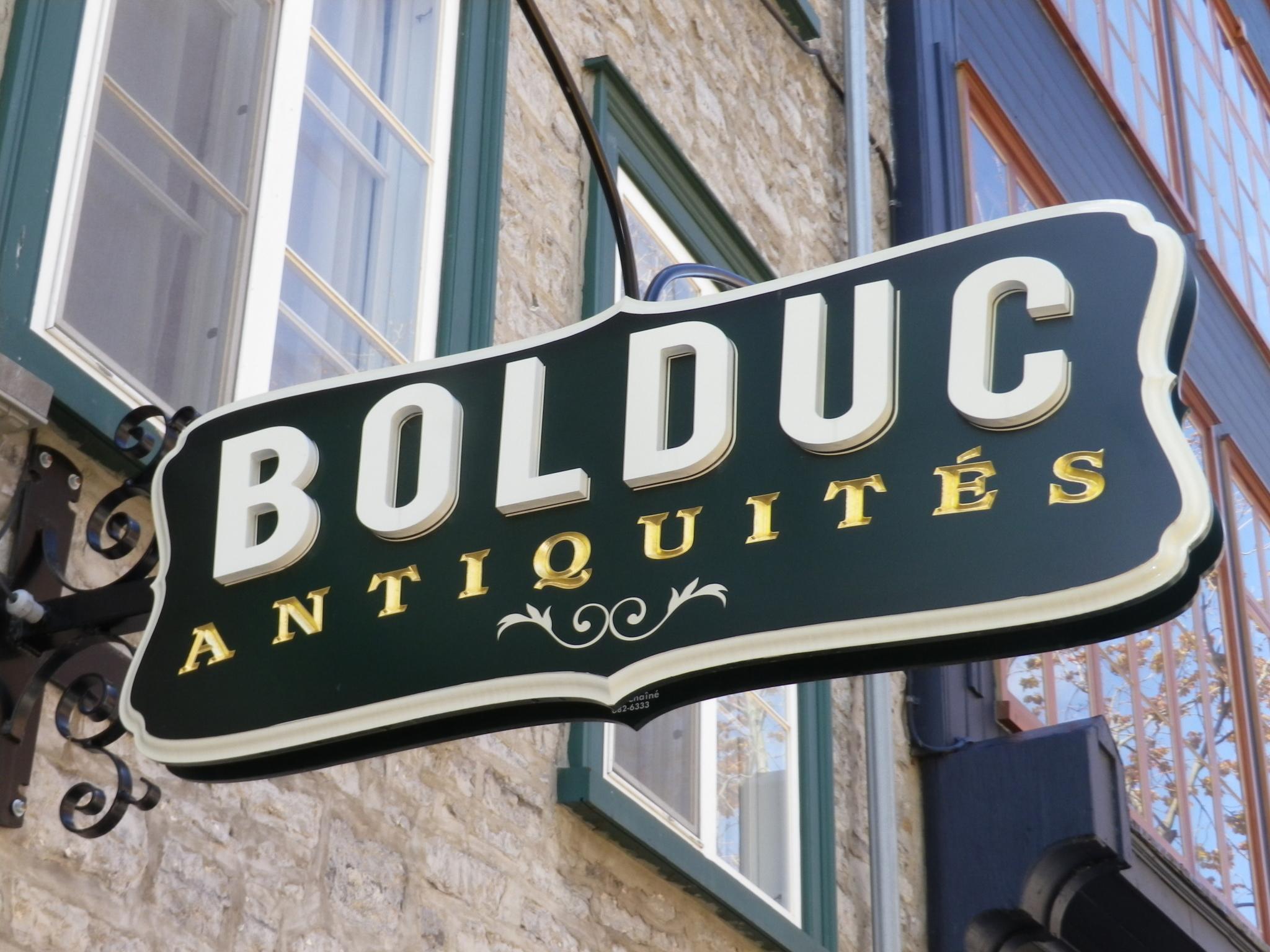 Antiquités Bolduc