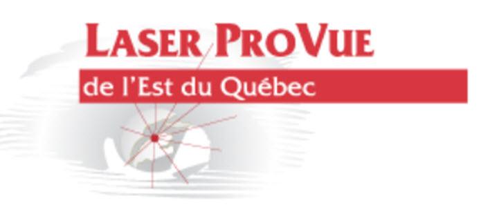 Laser ProVue de L'Est du Québec