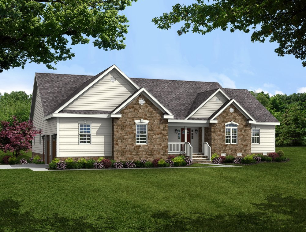Mitchell homes fredericksburg va in fredericksburg va for Custom home builders fredericksburg va