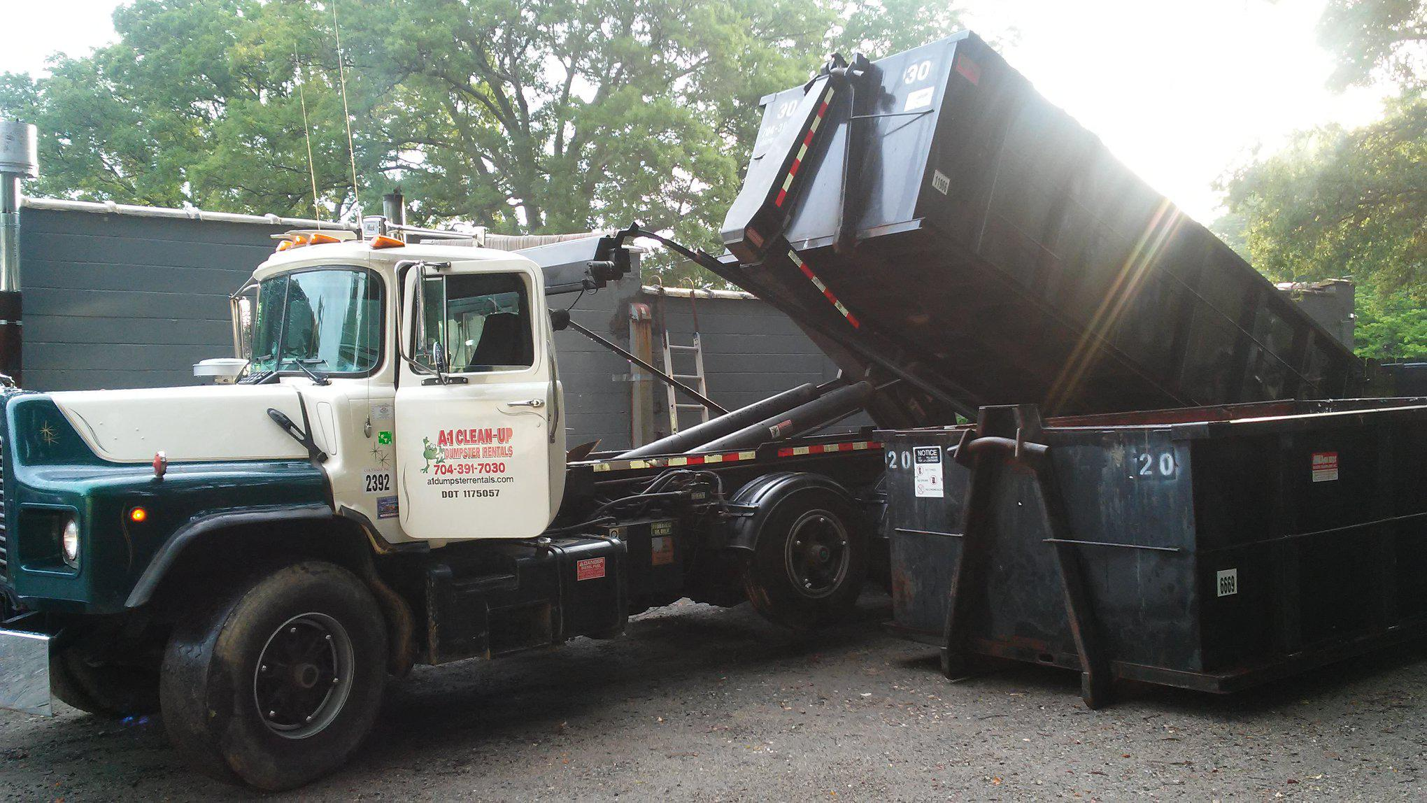 A1 Dumpster Rentals