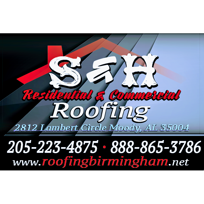 S  and  H Roofing - Scottsboro, AL 35769 - (205)223-4875 | ShowMeLocal.com