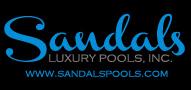 Sandals Luxury Pools