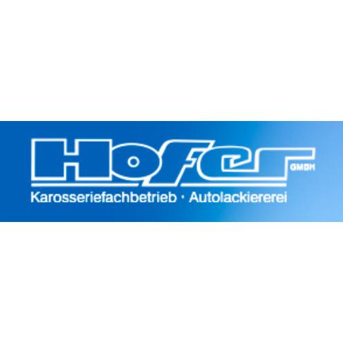Bild zu Hofer GmbH Karosseriefachbetrieb Unfallinstandsetzung in Nürnberg