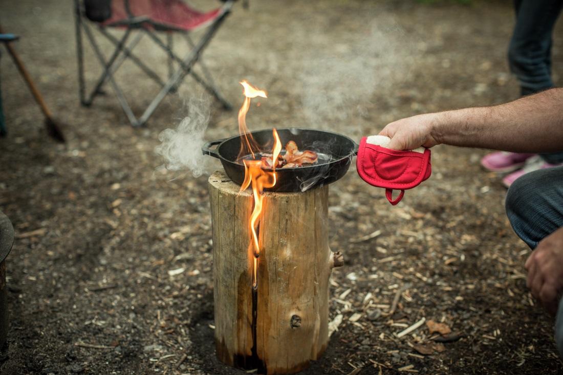 Camp Cooking Basics