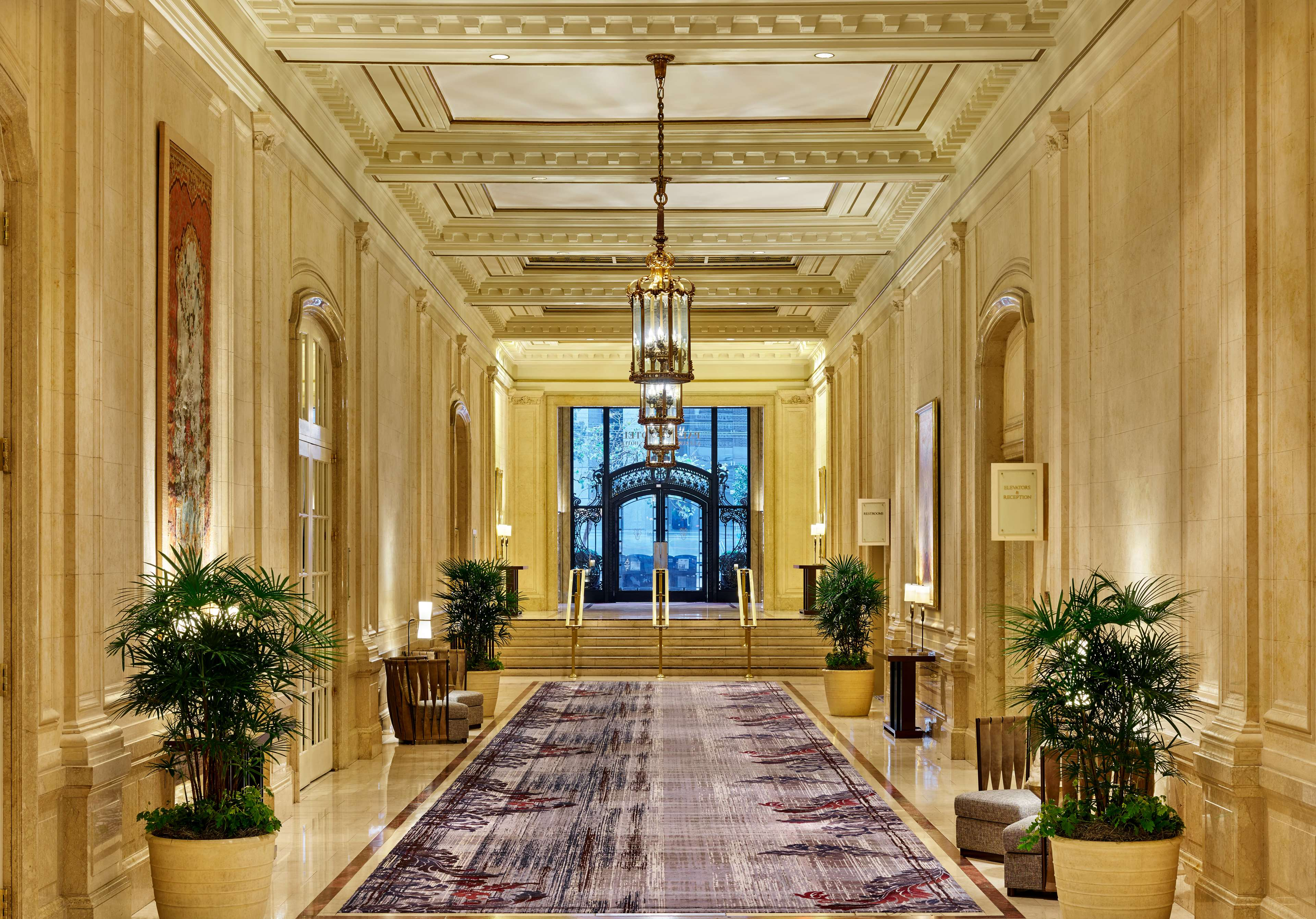 Palace Hotel A Luxury Collection Hotel San Francisco In