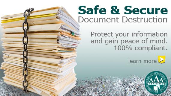 Datashield corporation in omaha ne 68110 for Document shredding omaha