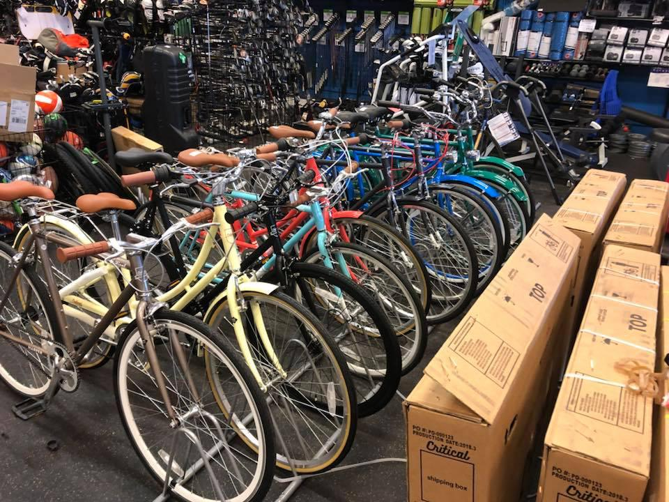 Great selection of used bikes for sale!