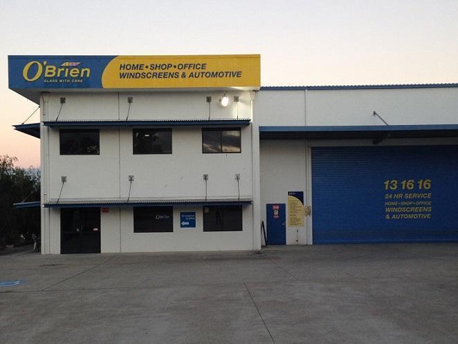 O'Brien® Glass Brisbane