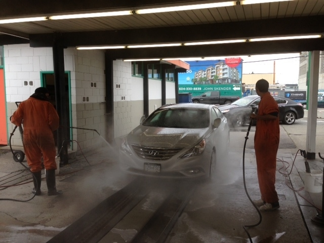 Oasis Automatic Car Wash Ltd