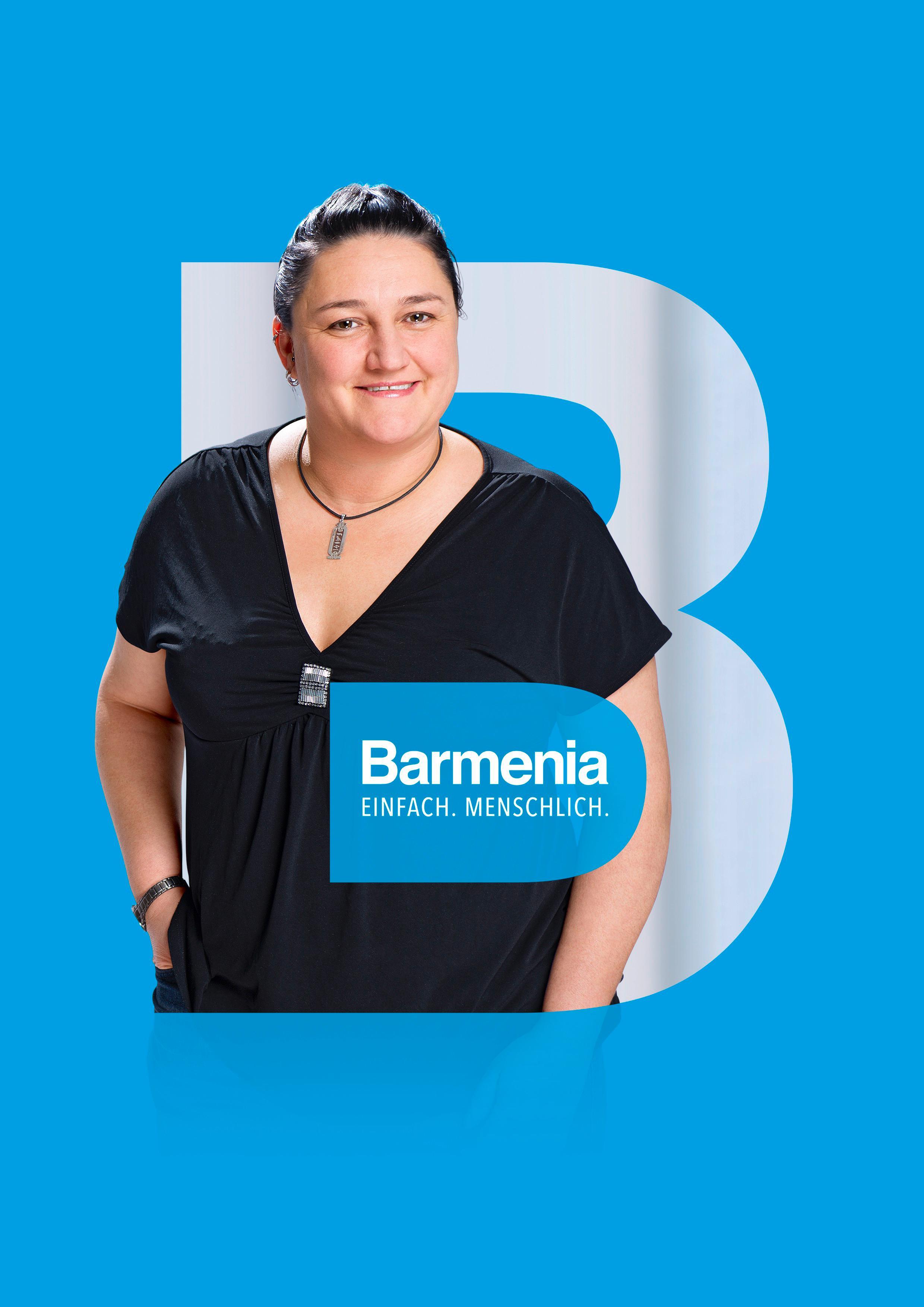 Barmenia Versicherung - Karin Schitterle