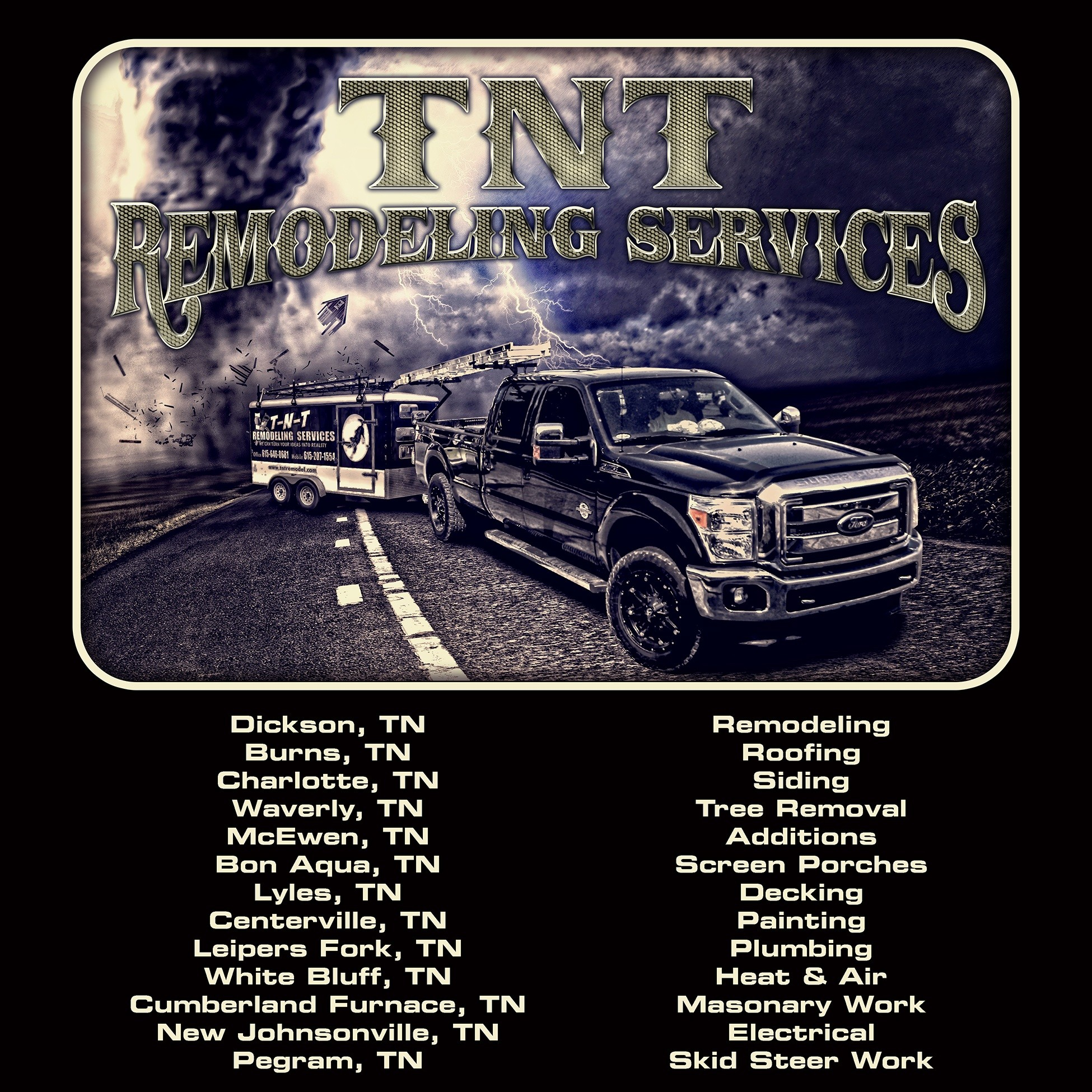 TNT Remodeling Services