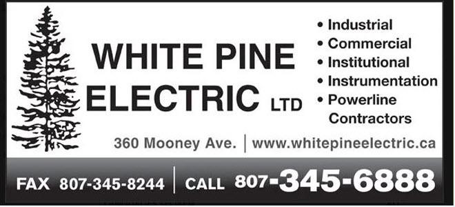 White Pine Electric Ltd in Thunder Bay