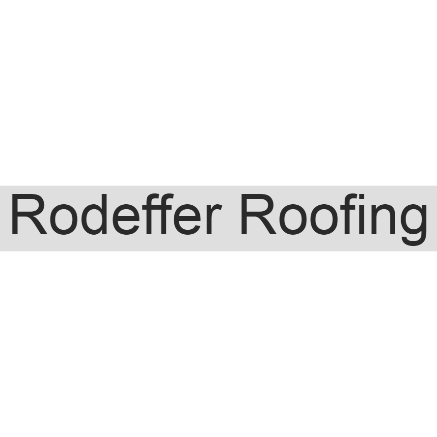 Rodeffer Roofing