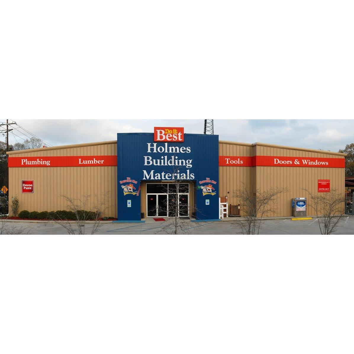 Holmes Building Materials Airline Hwy