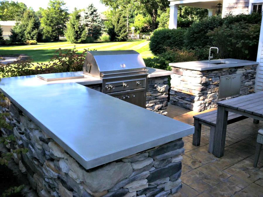 Flint Ridge Concrete Designs Granville Ohio Oh