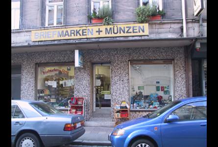 Briefmarken- und Münzhaus Fürth