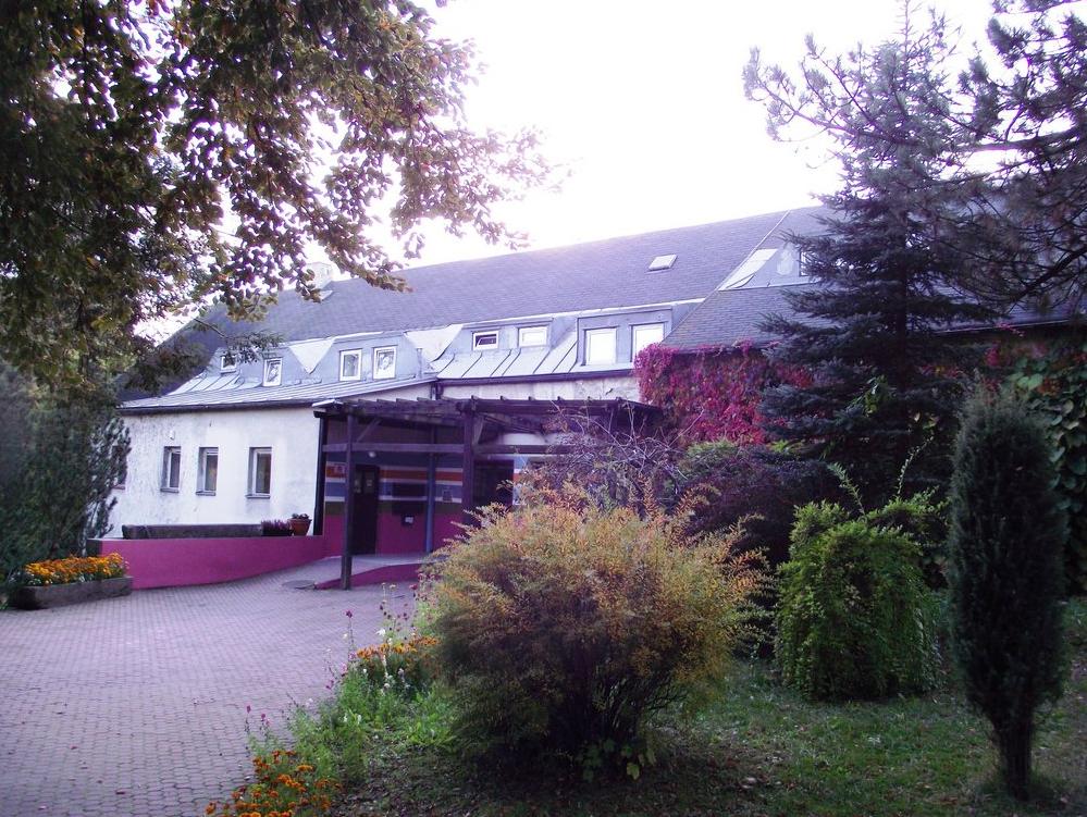 Integrované centrum pro osoby se zdravotním postižením Horní Poustevna