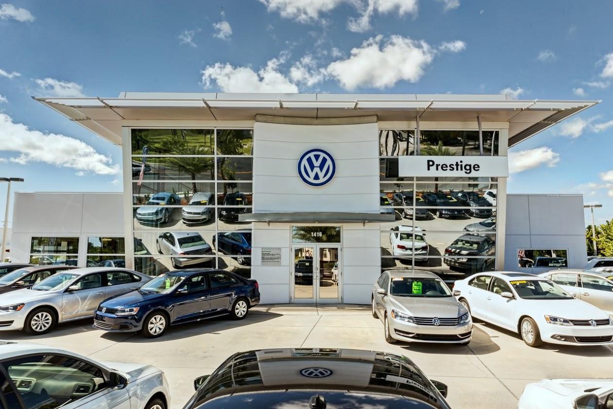 Prestige Volkswagen In Melbourne Fl 32901
