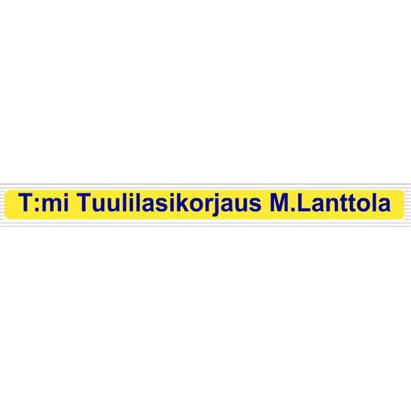 Tuulilasikorjaus Novus M. Lanttola Tmi