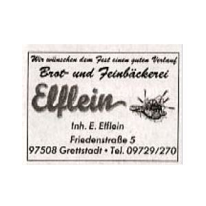 Bäckerei Elflein