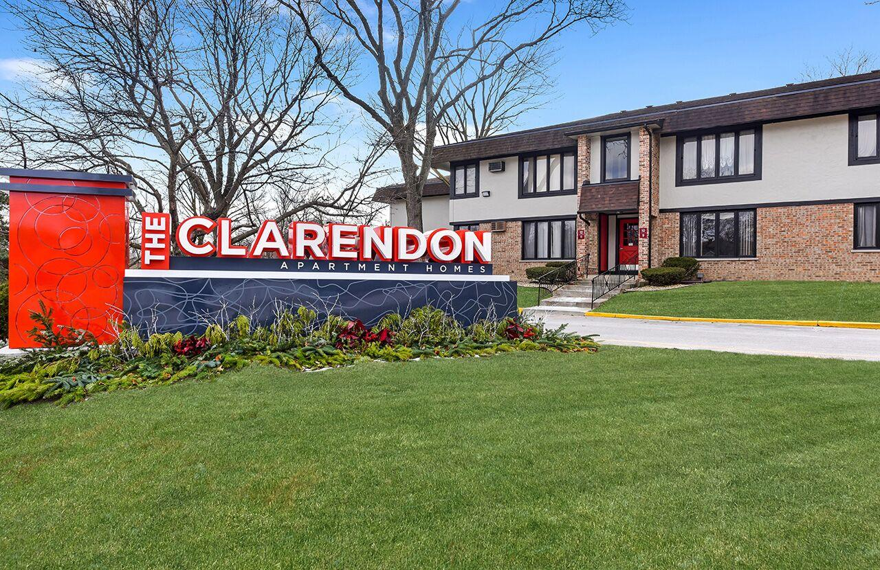 The Clarendon Apartment Homes