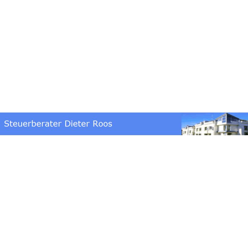 Bild zu Dieter Roos - Steuerberater in Baltmannsweiler