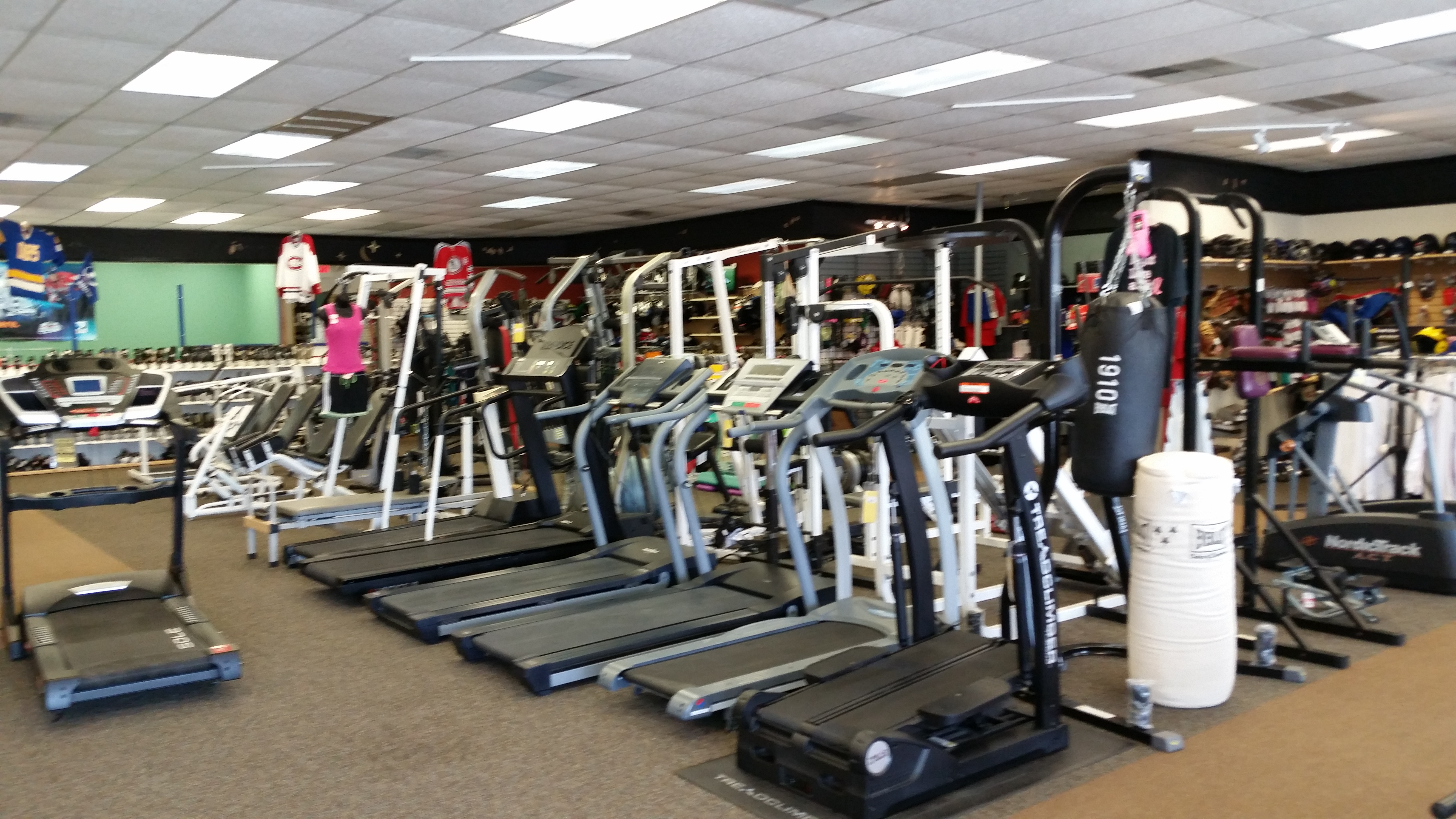 Sporting Goods Equipment ~ Nd time sports equipment new and used trade in