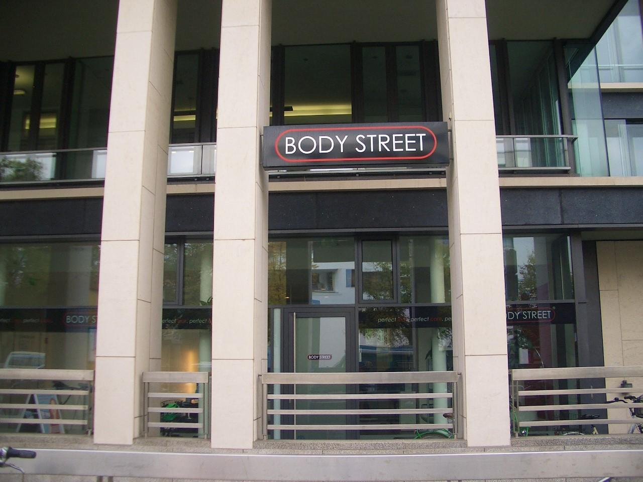 BODY STREET   München Schwanthalerhöhe   EMS Training