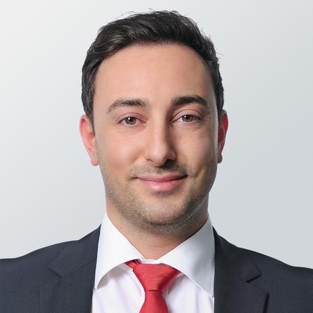 HDI Versicherungen: Turgay Hamza